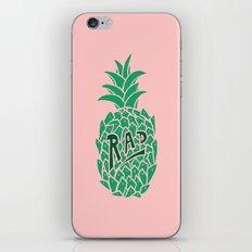 Rad Pineapple iPhone & iPod Skin