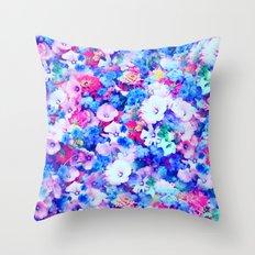 Flowers 1 Throw Pillow
