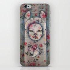 Ghostly iPhone & iPod Skin