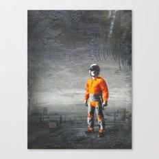 Ich bin ein Berliner (Berlin 2009) Canvas Print