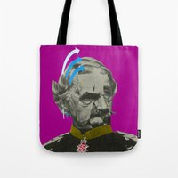 Unknown Portrait Disaster 6 Tote Bag