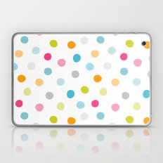 Chickweed Mid Dots Laptop & iPad Skin