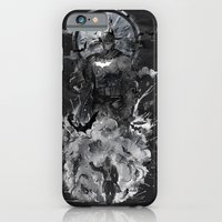 iPhone Cases featuring Rebirth by choppre