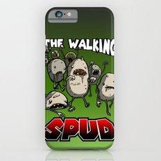 The Walking Spud iPhone 6 Slim Case