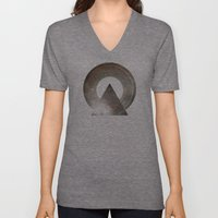 Stereo Induction Unisex V-Neck