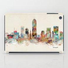 indianapolis indiana iPad Case