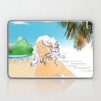 Garota De Ipanema Laptop & iPad Skin