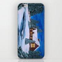 Winter Landscape-1 iPhone & iPod Skin
