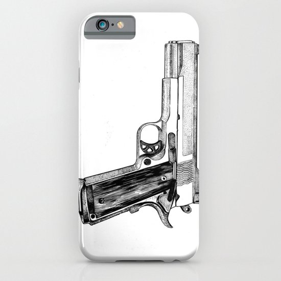 GUN iPhone & iPod Case