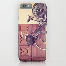 Vintage Bicycle Slim Case iPhone 6s