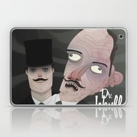 Jekyll And Hyde Laptop & iPad Skin