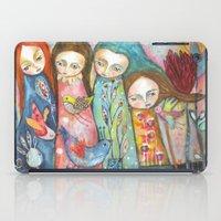 Wonderful Women iPad Case