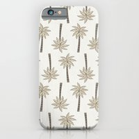 iPhone & iPod Case featuring Banana Tree by basilique