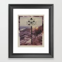 Stretched To The Point O… Framed Art Print