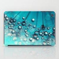 Sea Blue Shower iPad Case