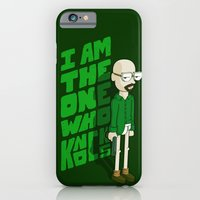I am the One who Knocks iPhone 6 Slim Case