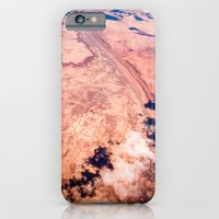 iPhone & iPod Case featuring On Sky Seeing the Desert by Mauricio Santana