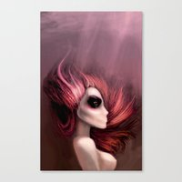 never forgotten / time Canvas Print