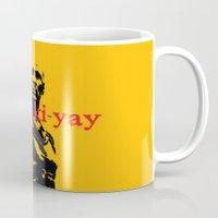 Yippee Ki-yay Mug