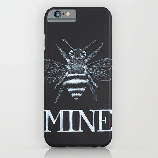 Black Bee Mine - Valentine  iPhone & iPod Case