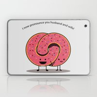 Husband and Wife Laptop & iPad Skin