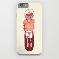 iPhone & iPod Case featuring It's All Going Downhill From Here by Jacques Maes