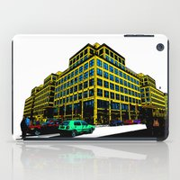 Berlin City iPad Case