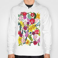 Tulips & Daffodils  Hoody