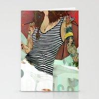 HOTEL PARADISO Stationery Cards