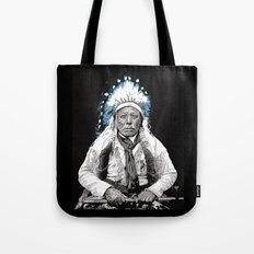 Native American Chief 3 Tote Bag