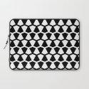 Graphic_Black&White #5 Laptop Sleeve