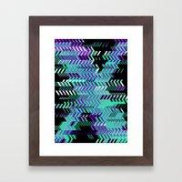 Electro Ex Framed Art Print