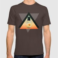 T-shirt featuring GOLD FISH  by Mark Ashkenazi