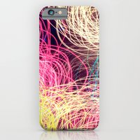 iPhone & iPod Case featuring My Inside Thoughts by Thomas Eppolito