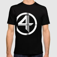 Fantastic Mens Fitted Tee Black SMALL