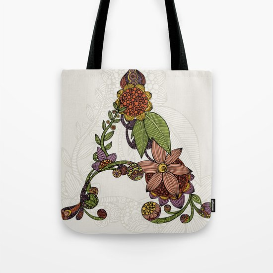 A is for... Tote Bag