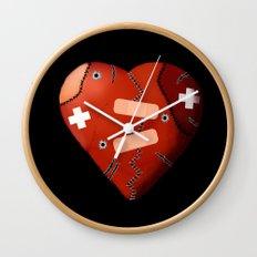Love Won't Die Wall Clock