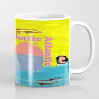 Atlantic Hearts Mug