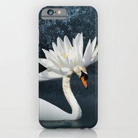 Tribal Swans iPhone 6 Slim Case