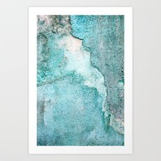wallpaper series °8 Art Print