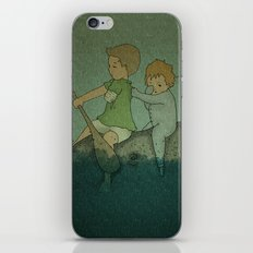 Who Cares? iPhone & iPod Skin