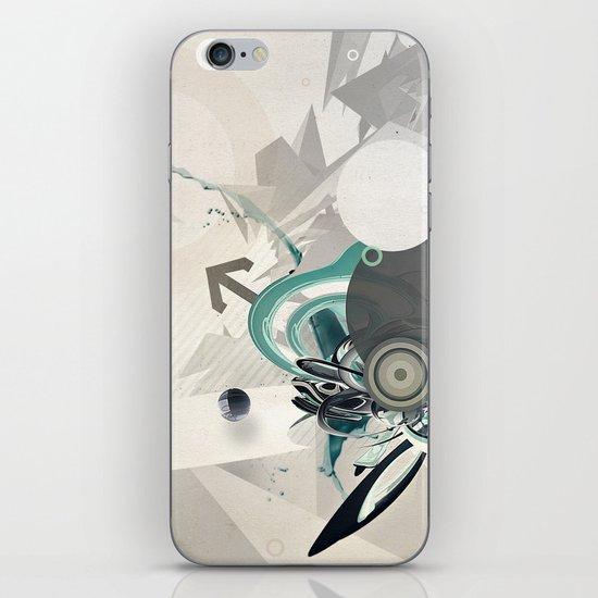ASCEND (version zero) iPhone & iPod Skin
