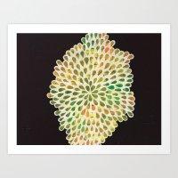 Abstract 80 Art Print