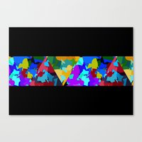 Six & A Half Bars Canvas Print
