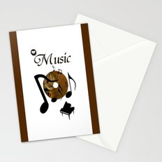 VINTAGE-His Master's voice Stationery Cards