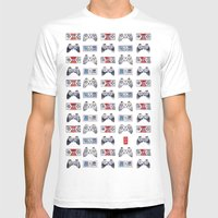 Games ME 2015 Mens Fitted Tee White SMALL