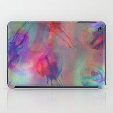 Electro Jellyfish Ball iPad Case