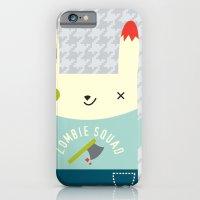 Zombie Bunny Patrol iPhone 6 Slim Case