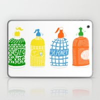 Barcelona vermouth Laptop & iPad Skin