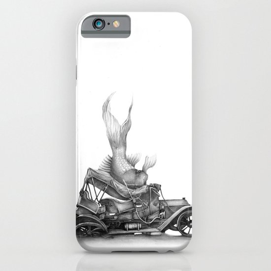 In which a goldfish spoils an outing iPhone & iPod Case